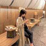 秋冬ファッションの参考に♪ 韓国女子の「トレンチコート」着こなし術♡