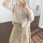 秋と言えばベージュ!韓国女子流ベージュを使ったコーデ特集♡