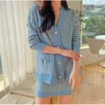 韓国人気ファッションブランド「Chuu」のセットアップアイテムおすすめBEST⑤☆