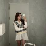 今韓国の女子の間で人気!秋冬に人気のファッションスタイル「千鳥柄」アイテムをご紹介☆