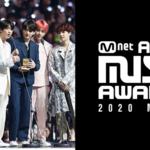 【MAMA】12月6日に開催「2020 Mnet ASIAN MUSIC AWARDS」出演確定したラインナップまとめ☆