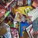 懐かしい味がいっぱい♪韓国の駄菓子屋さんで買ってきた駄菓子を実食♡ - 韓国情報サイト Daon[ダオン]