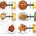 韓国の華金はチキン&ビール!5大天王と呼ばれるソウルにあるチキンの聖地特集♡ - 韓国情報サイト Daon[ダオン]