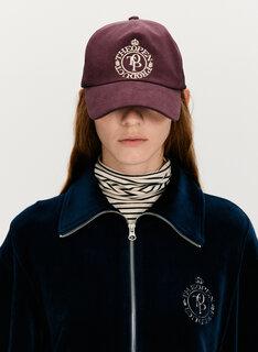 コットンとメッシュ素材で製作されたキャップ帽子です。 ...