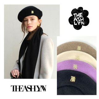 【BUYMA】THE ASHLYNNのベレー帽「【TH...