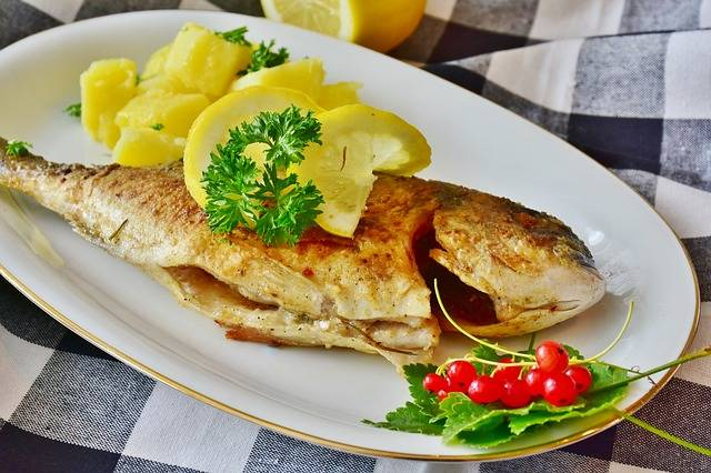 Fish Sea Bream Potatoes · Free photo on Pixabay (290)