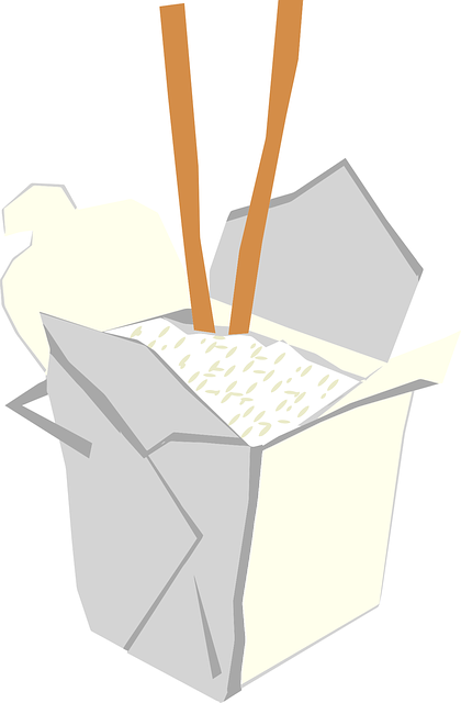 Oyster Pail Chinese Food Box · Free vector graphic on Pixabay (1170)