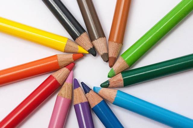 Colored Pencils Colour · Free photo on Pixabay (1223)
