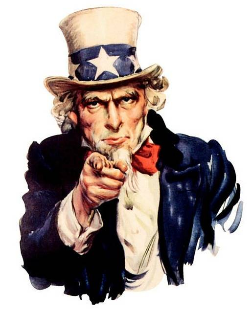 Usa Uncle Sam I Want You · Free image on Pixabay (1233)