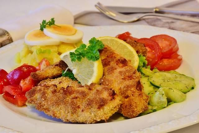 Schnitzel Chicken Cutlet · Free photo on Pixabay (1322)