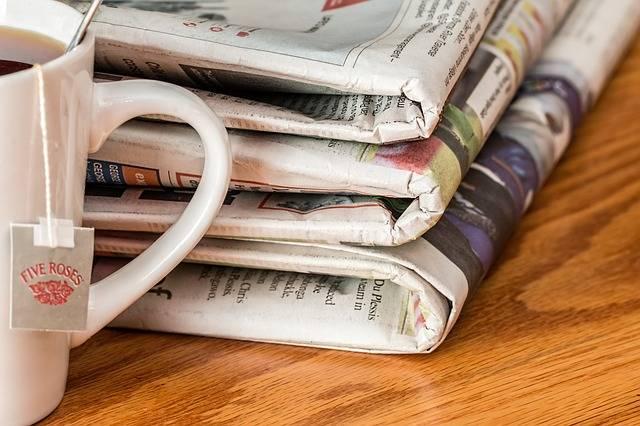 Newspaper News Media Print · Free photo on Pixabay (1337)