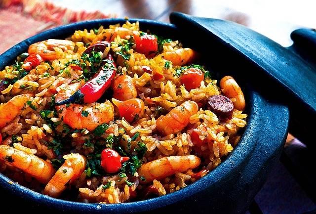 Shrimp Rice Peppers · Free photo on Pixabay (1367)