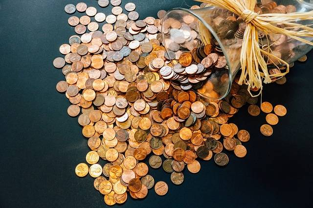 Coins Pennies Money · Free photo on Pixabay (1434)
