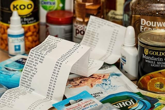 Shopping Spending Till Slip · Free photo on Pixabay (1438)