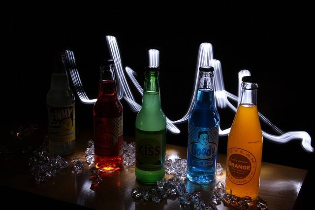 Light Painting Soda Bottles · Free photo on Pixabay (1635)
