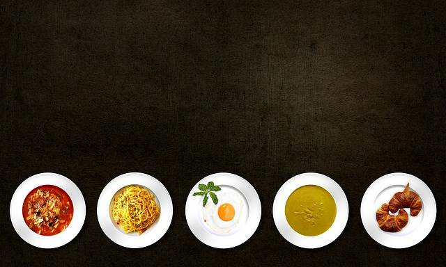 Cook Food Plate - Free photo on Pixabay (1982)