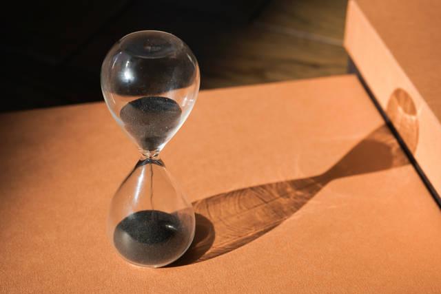 北欧の砂時計から生まれる3分間のゆとり。HAY「TIME」