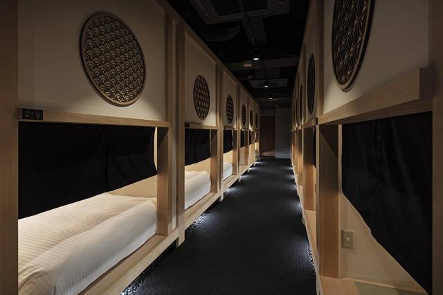 ミニマルな禅空間に泊まる。日本橋人形町に「hotel zen tokyo」登場