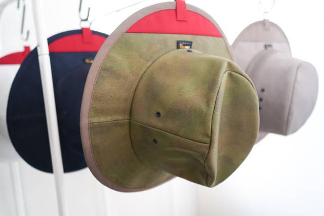 帽子をかぶってどこへでも。「A WANDERING TAILOR」の魅力