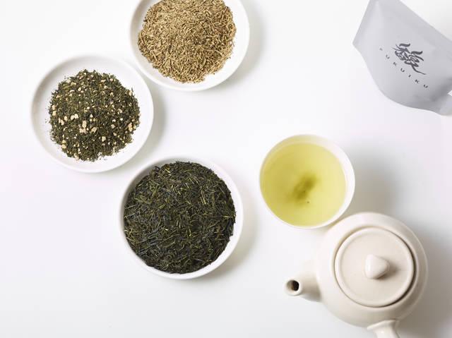 世界最高峰の茶師による独自の製茶法。日本を感じるFUKUIKUとは