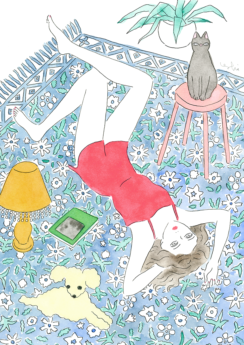 <SERIES> アーティストFILE vol.3 些細な日常を愛する、牛久保雅美