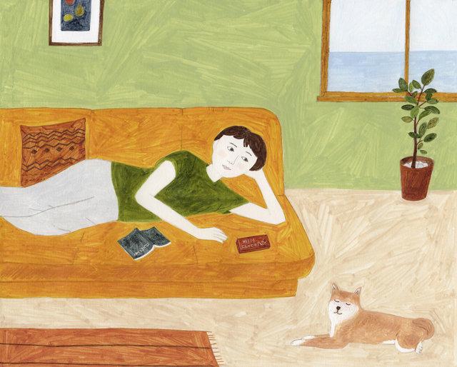 <SERIES> アーティストFILE vol.5 今に固執せず、自分に向き合う。川﨑真奈
