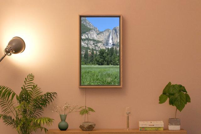 ここではないどこかへ。「Atmoph Window 2」が変える部屋の景色