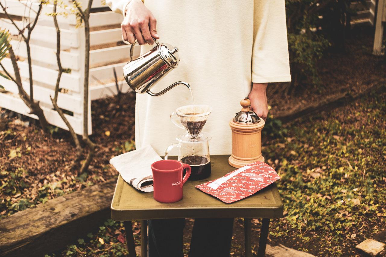 PostCoffeeが教えてくれた、自分にあったコーヒーの嗜み
