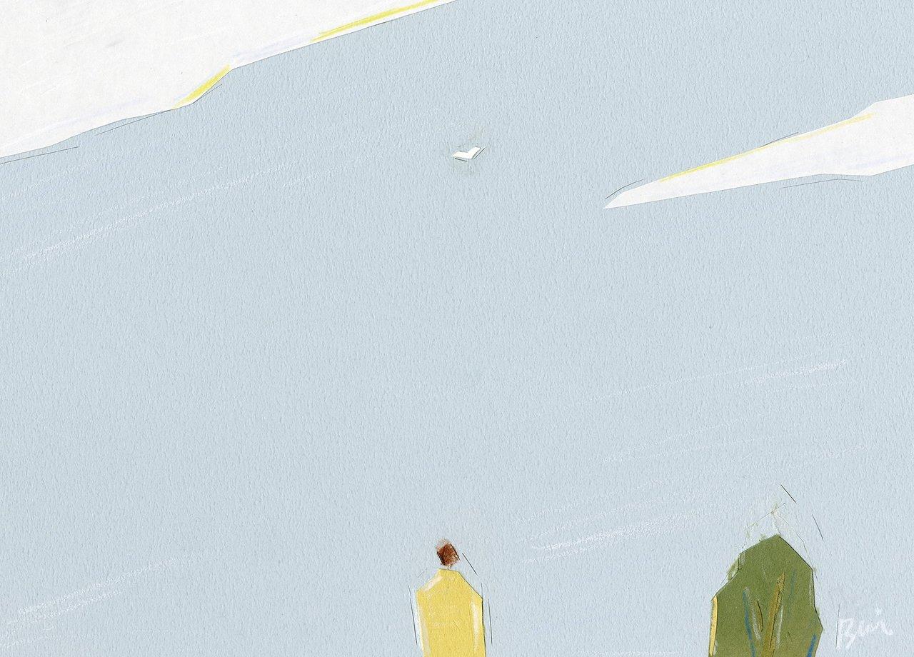 <SERIES> アーティストFILE vol.7 曇り空が自分らしい、Taku Bannai