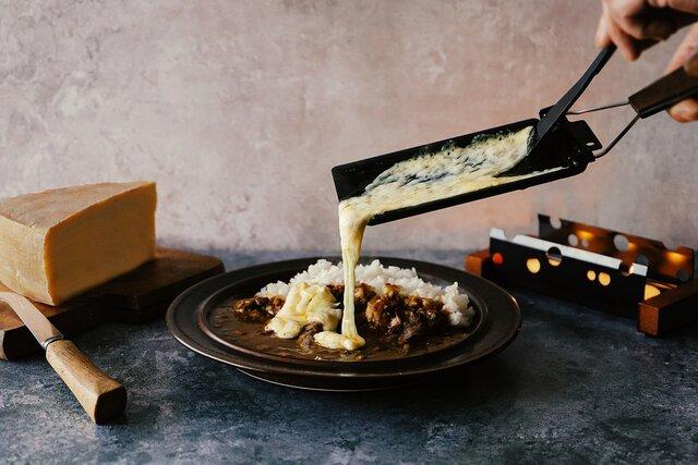 とろ~り、とろけたチーズを堪能。BOSKA|ボスカの「ラクレットチーズ To Go Taste」