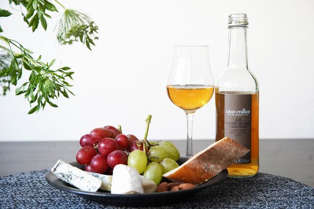 葡萄の品種から選ぶ、ワインのようなアラン・ミリアのジュース