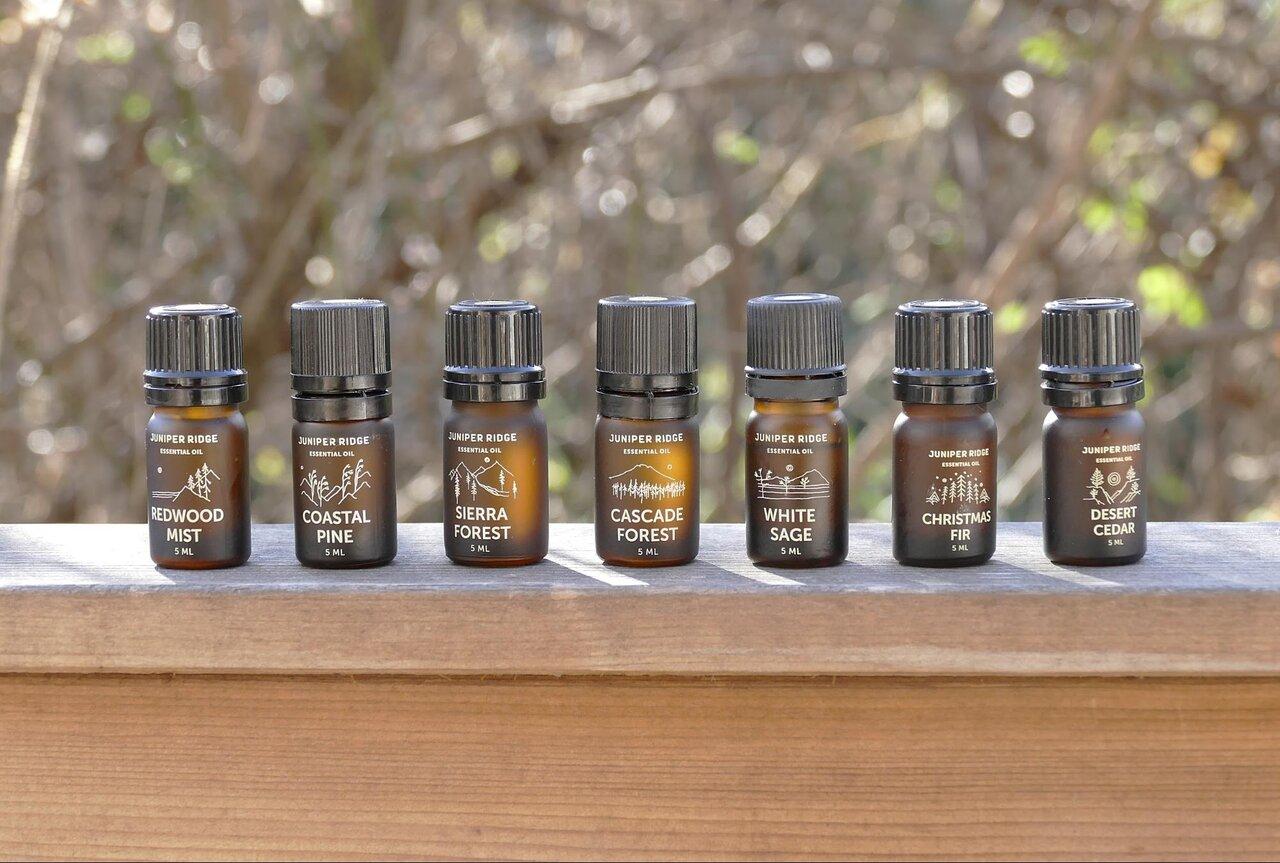 あなたを自然に連れ出してくれる、香りのプロダクトJUNIPER RIDGE