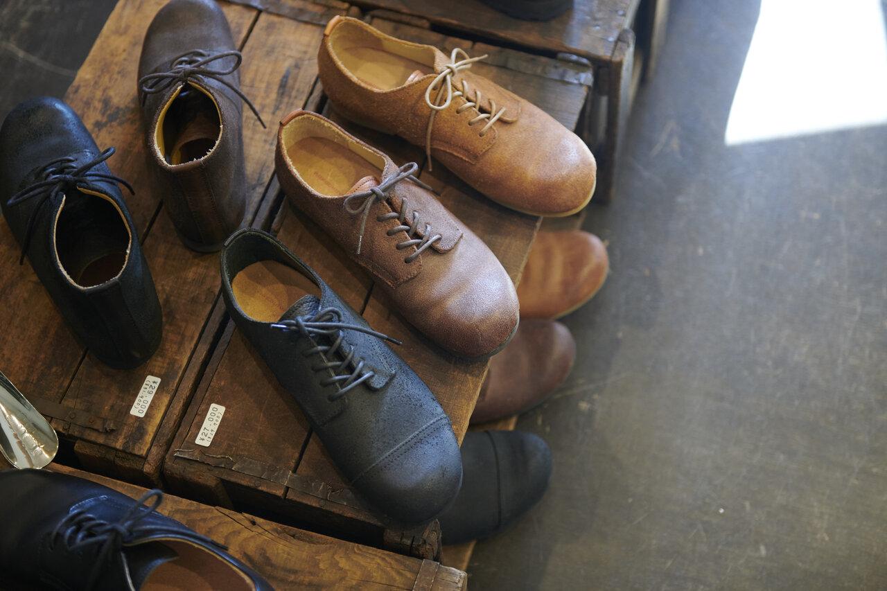 """身近に「あつらえる」を愉しむ。""""4か月待ち""""のオーダー靴店「nakamura」"""