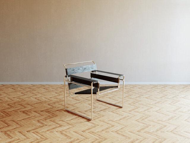 バウハウス発のデザインチェア「ワシリーチェア」が先取りした現代の家具生産