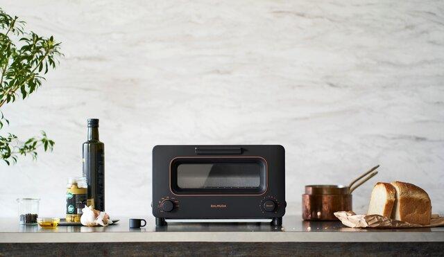 「トーストを科学する」バルミューダ ザ・トースターのオーブン機能が彩る食卓