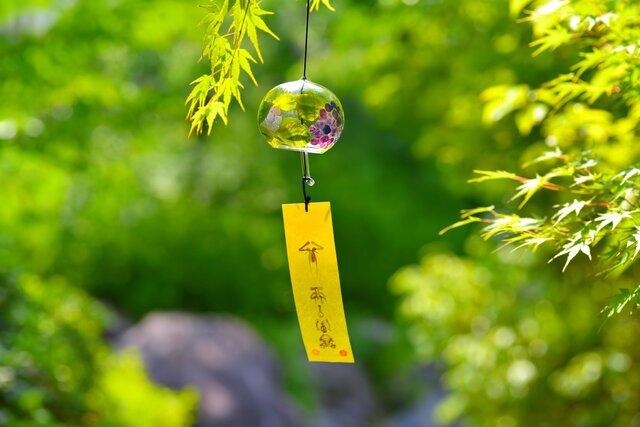 東京でできる 風鈴作り体験。吹きガラスで作り出す江戸風鈴の魅力とは