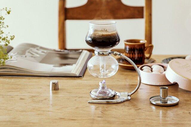 HARIO「ミニフォン」で叶える、コーヒーカップ1杯分に込められた至福の時間