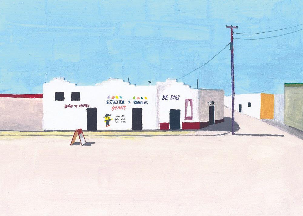 「Street View Journey No.112: An Ice-cream shop. Mexico, Yucatán( ストリートビューの旅No.112:アイスクリーム屋(メキシコ ユカタン)」