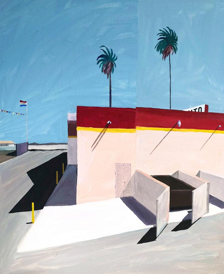 「Street View Journey: LA」