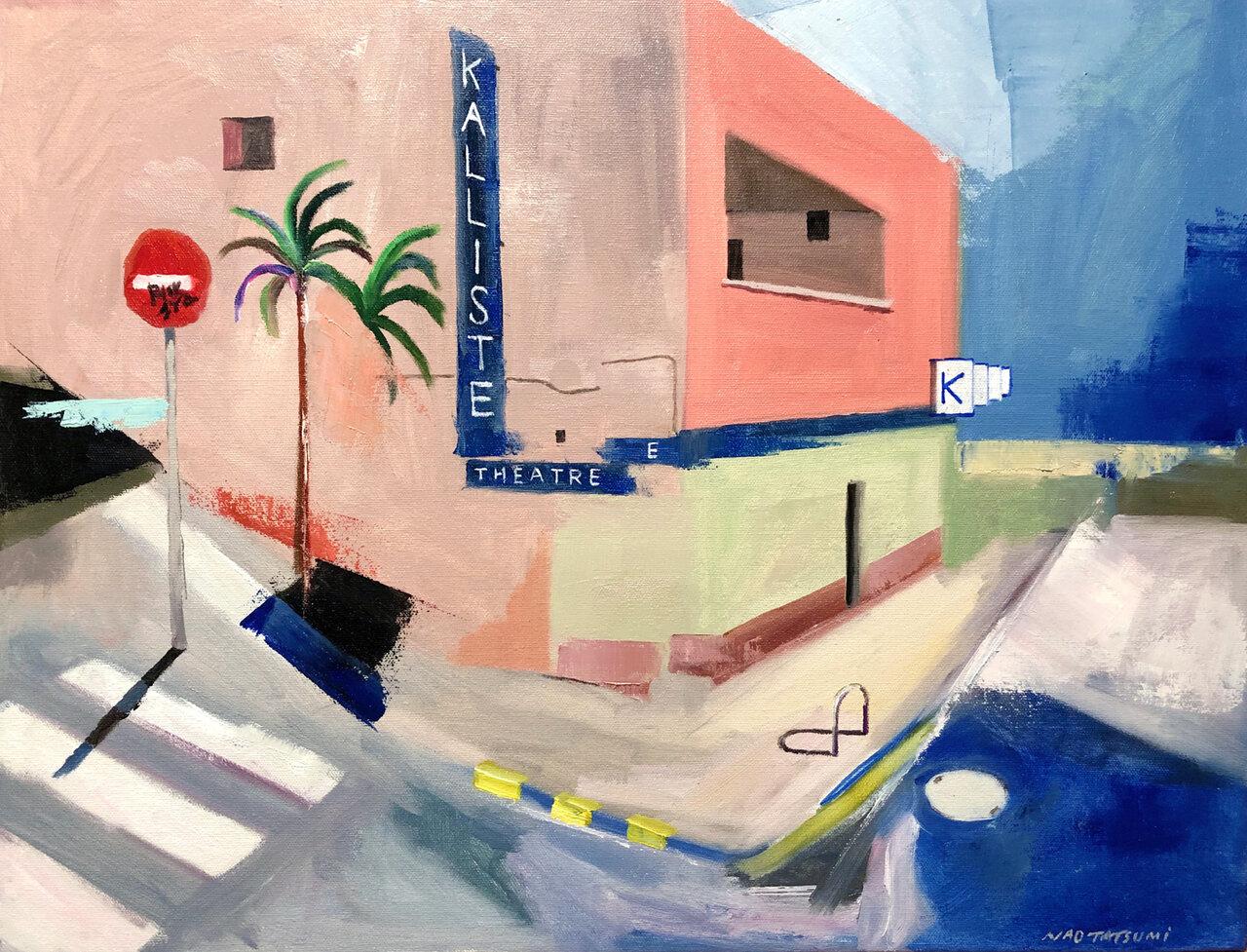 「Street View Journey - Corsica II 」