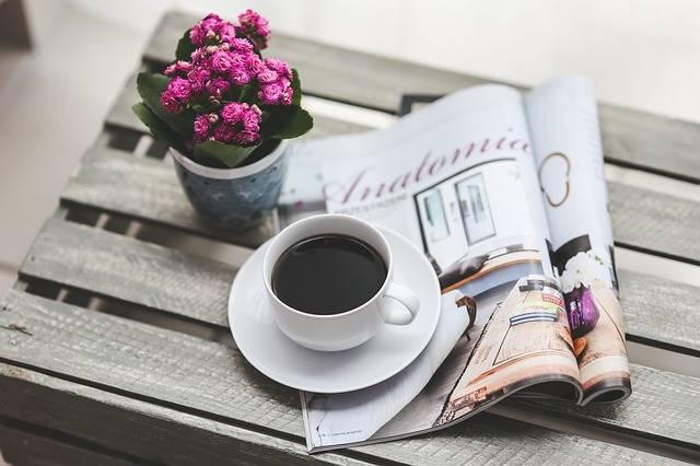 Coffee Magazine Newspaper · Free photo on Pixabay (329)