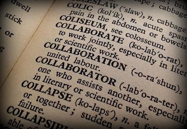 Collaboration Collaborator Book · Free photo on Pixabay (333)