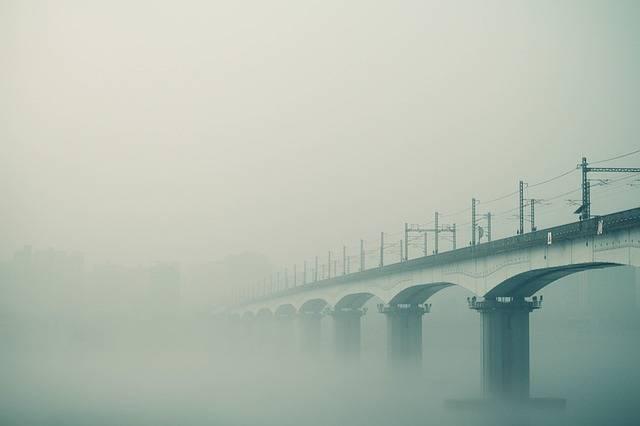 Fog Bridge Foggy · Free photo on Pixabay (390)
