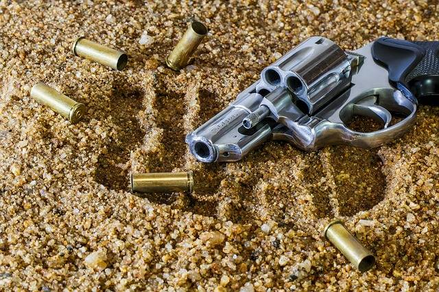 Firearm Revolver Bullet · Free photo on Pixabay (417)