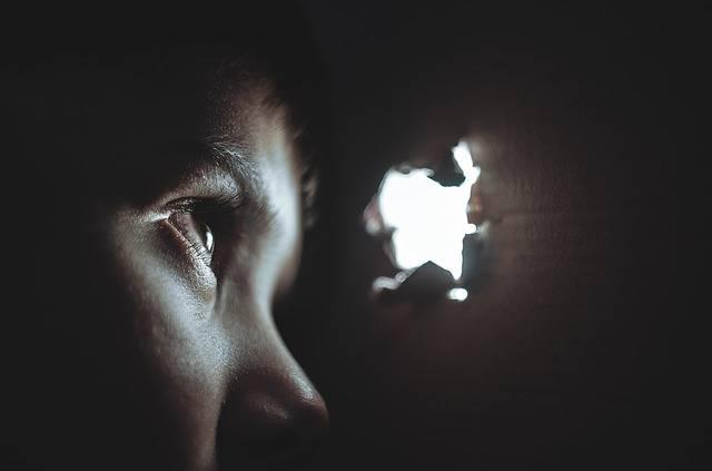 Hiding Boy Girl · Free photo on Pixabay (421)