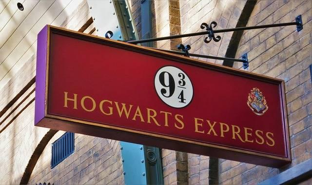 Harry Potter Track Nine · Free photo on Pixabay (826)