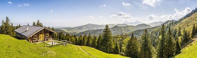 Alpine Mountains Mountain Hut · Free photo on Pixabay (918)