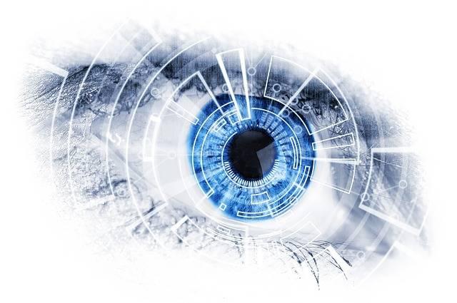 Machine Mechanical Eye · Free image on Pixabay (981)