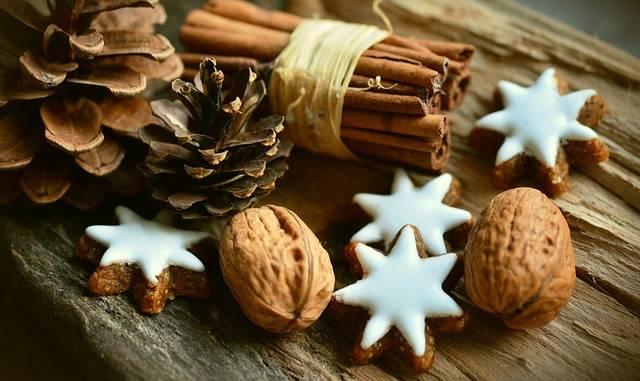 Cinnamon Stars Sticks · Free photo on Pixabay (1072)
