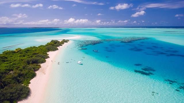 Maldives Tropics Tropical Aerial · Free photo on Pixabay (1112)